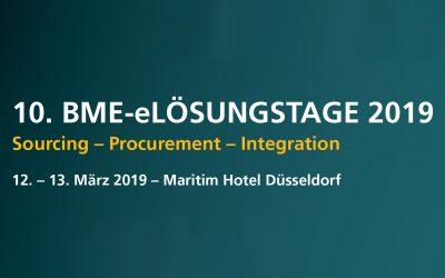 EFI-NET auf den BME-eLösungstagen vom 12. – 13. März 2019