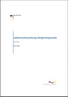 Vergleichportale_Bundeskartellamt