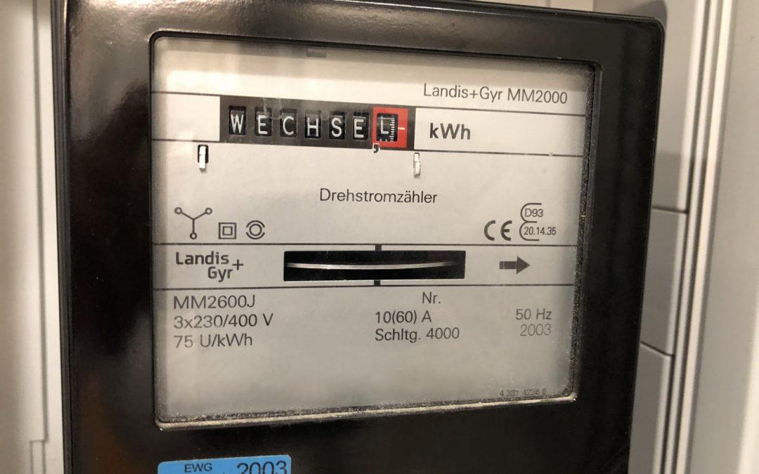 Energieanbieter-Wechsel durch Hausverwalter: der Druck wächst