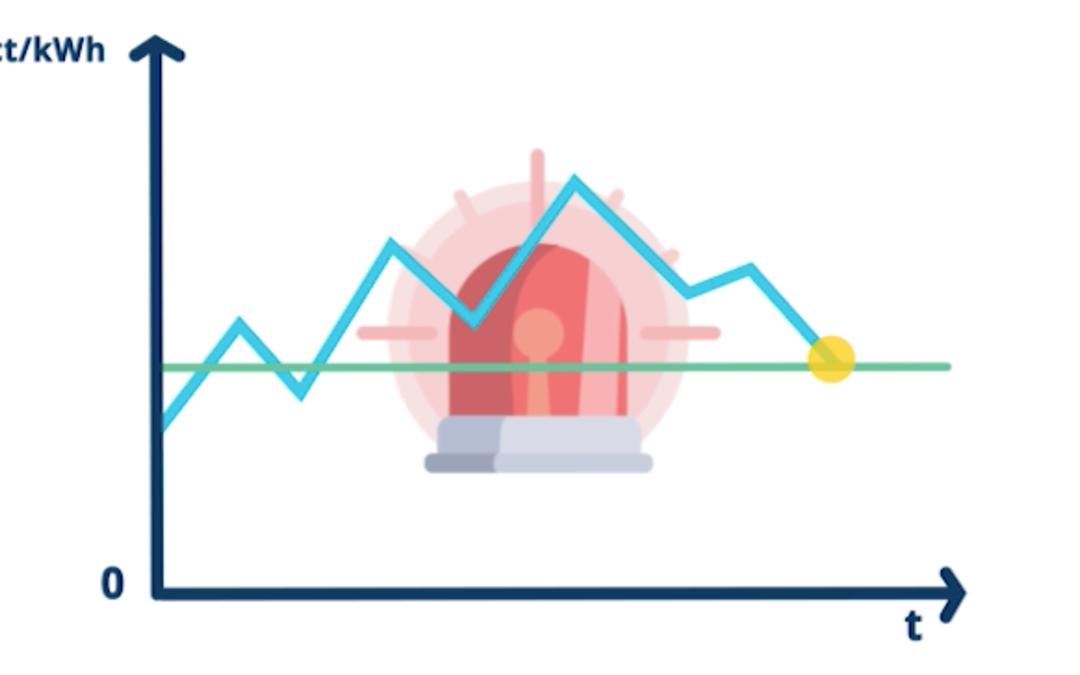 EFI-NET startet kostenloses Service-Angebot für das Energiepreismonitoring